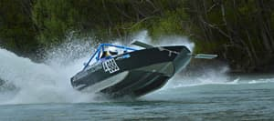 #863 Jetboat racing